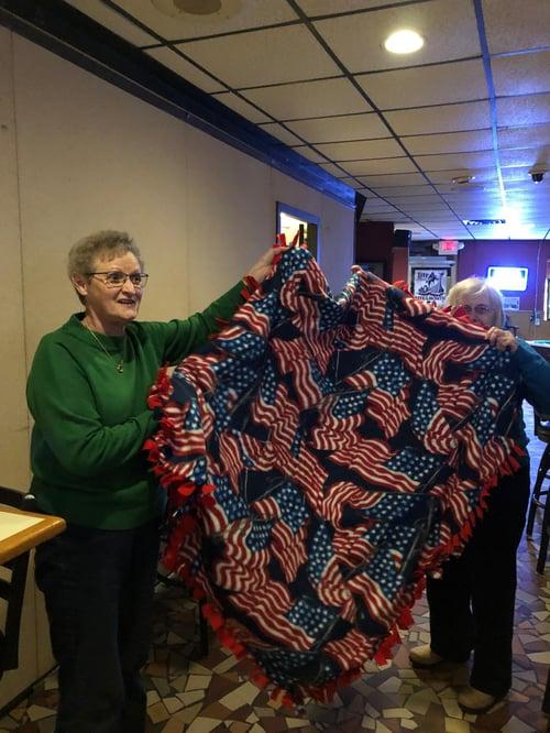 American Legion Blankets | First Alliance Credit Union