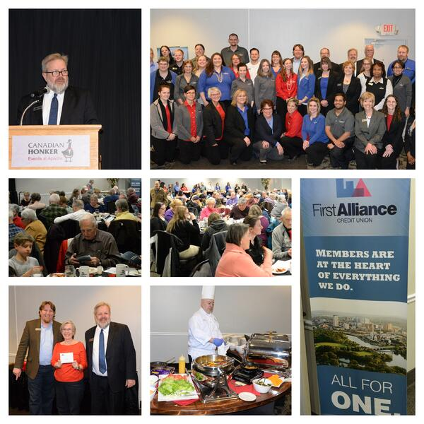 First Alliance Credit Union Annual Meeting