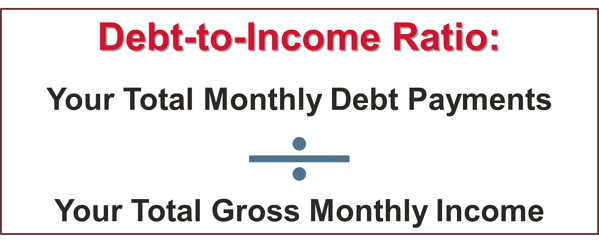 Debt to Income Ratio Calculation   Debt to Income Ratio   What is DTI   First Alliance Credit Union MN