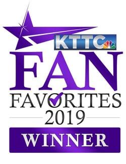 Fan Favorite Winner 2017 2018 2019 Best Bank Rochester MN Best Credit Union Rochester MN Best Financial Institution Rochester MN First Alliance Credit Union