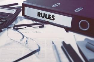 binder of rules