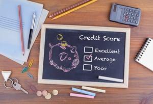 Credit score checklist   First Alliance Credit Union