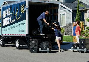 moving truck | First Alliance Credit Union