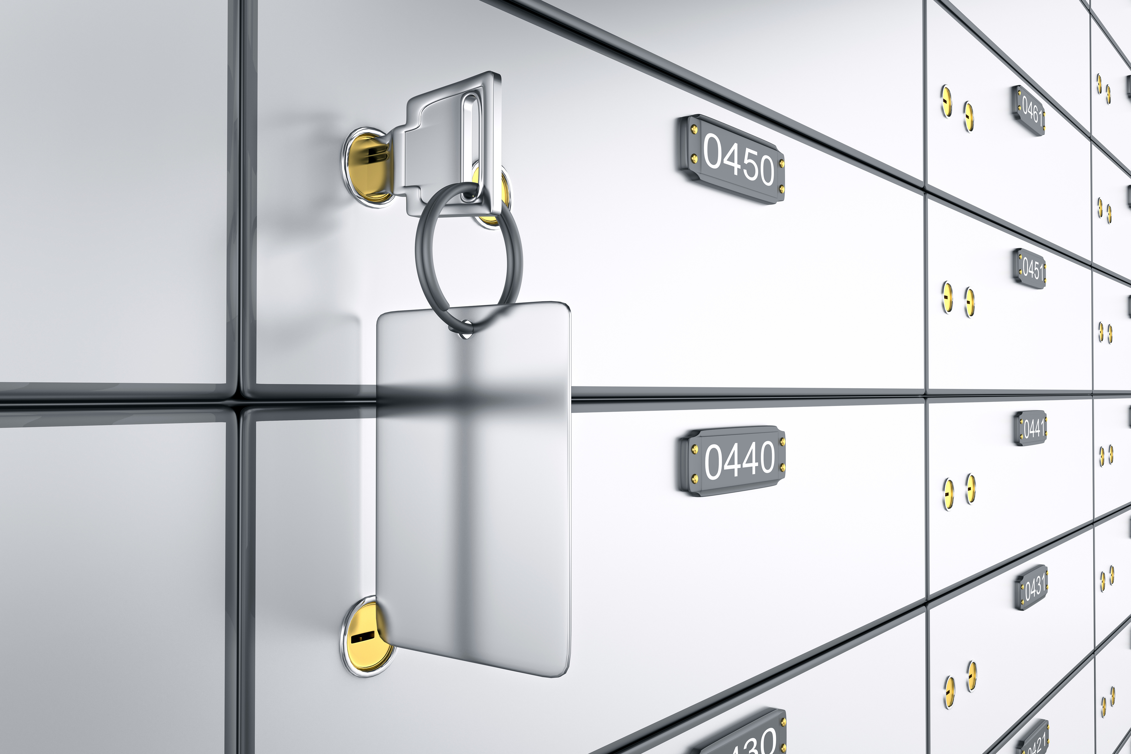 Safe deposit boxes   First Alliance Credit Union