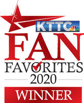 KTTC FanFavorites 2020 Winners - First Alliance Credit Union