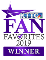KTTC Fan Favorites 2019 Best Bank in Rochester MN Best Credit Union in Rochester MN