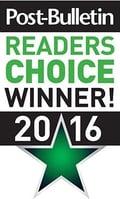 2016 Readers Choice Award Winner Best Financial Institution First Alliance Credit Union Rochester MN
