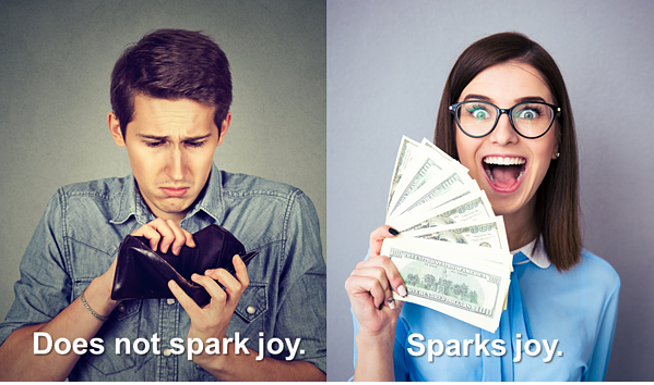 KonMari Method | Tidying Up | First Alliance Credit Union | Do Your Finances Spark Joy