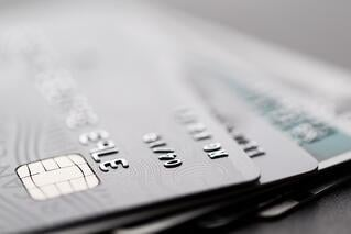 Close up of credit cards | First Alliance Credit Union