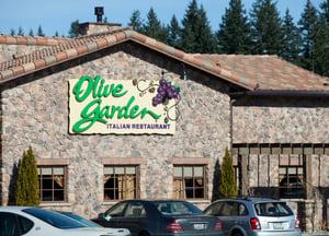 Olive Garden   First Alliance Credit Union