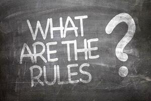 What Are The Rules? | First Alliance Credit Union