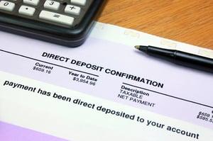 Direct Deposit Notice | First Alliance Credit Union