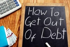 Debt Plan on Blackboard | First Alliance Credit Union
