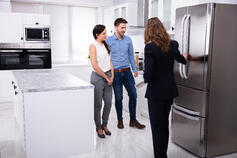 Buying a Fridge | First Alliance Credit Union