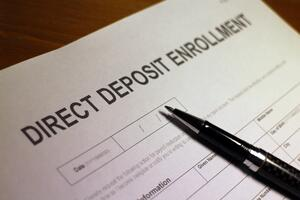 Direct Deposit Form | First Alliance Credit Union