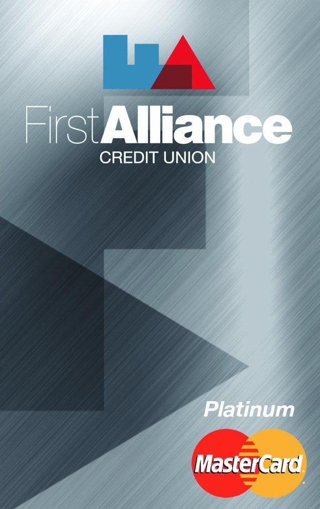 Mastercard Credit Card | First Alliance Credit Union