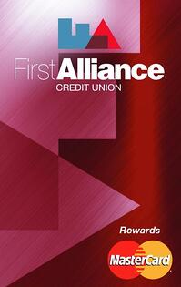 Rewards Credit Card | First Alliance Credit Union