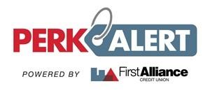 Perk Alert logo   First Alliance Credit Union