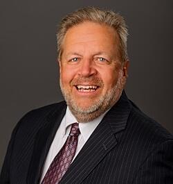 Mike Rosek, the new President/CEO of First Alliance Credit Union
