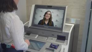 First Alliance Credit Union Advisor Supported Kiosks ITM Video Banking Technology
