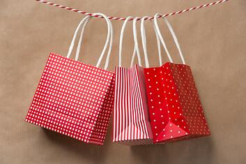 Save money with reusable gift bags | First Alliance Credit Union