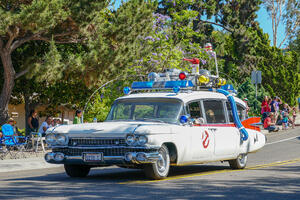 Ghostbusters' Ectomobile | First Alliance Credit Union