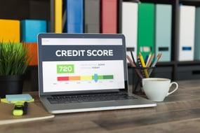 Good credit score   First Alliance Credit Union