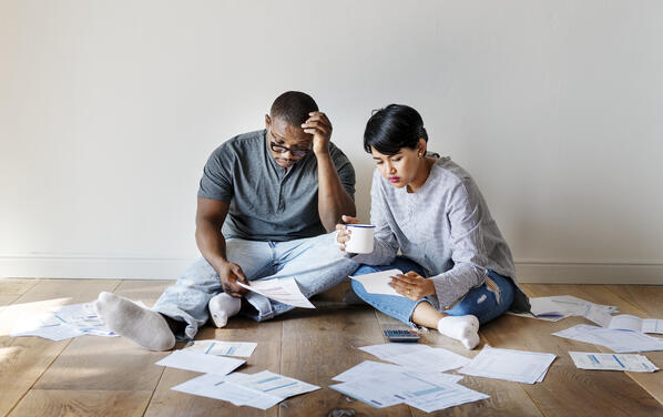 Tidying Up Your Finances | How to Organize Your Money | First Alliance Credit Union