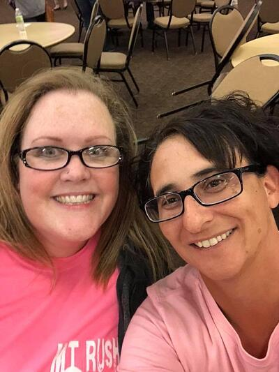 ladies pink poker night 2018 | first alliance credit union