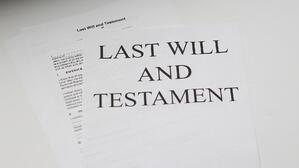 Will and Testament | First Alliance Credit Union
