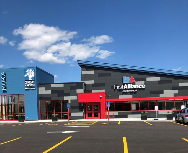 First Alliance Credit Union Commerce Drive NW Rochester MN