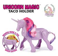 Barbuzzo Unicorn Taco Holder - the Legendary Taco Stand That Will Turn Taco Tuesday Magical Image Courtesy of Amazon.com