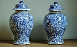 Antique Vases | First Alliance Credit Union